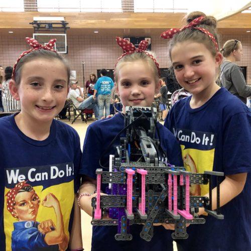 VEX Robotics State Championship